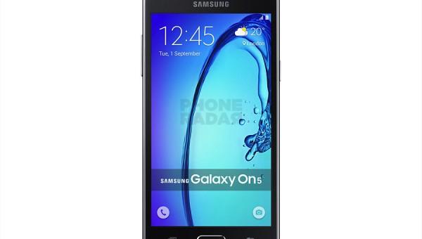 آموزش هارد ریست کردن گوشی Galaxy On5